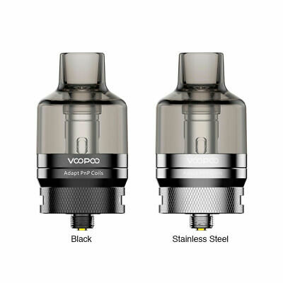 VOOPOO PnP Drag X / Drag S Replacement XL Pod Tank | PNP 5 Pack Replacement Pods • 17.49£