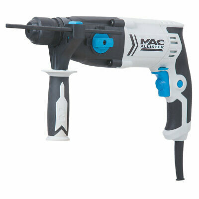 View Details Mac Allister Corded Electric SDS Plus Hammer Drill Chisel Combi Tool 220-240V • 70.99£