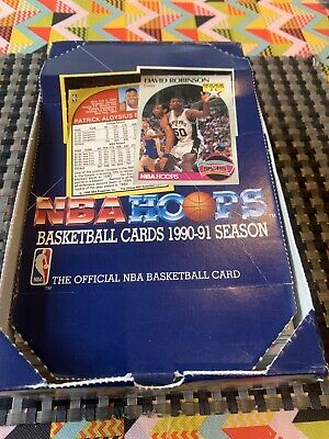 AU10 • Buy 1990-91 Hoops Nba Mixed Lot Pack Fresh 400+ Cards