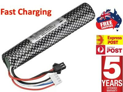 AU44.98 • Buy 2000mAH 30C Lipo Battery Charger SCAR M4 G36 M4A1 UPGRADE GEL BALL BLASTER