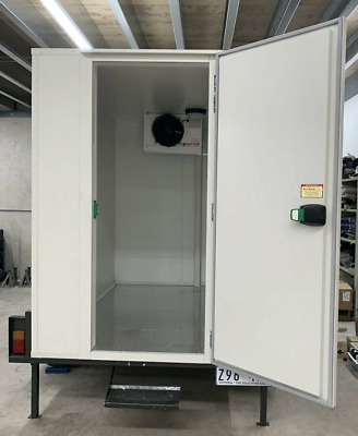AU7200 • Buy Premium Mobile Refrigerated Cool Room Trailer 7 X 5 Portable NEW