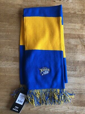 Leeds Rhinos Scarf - New With Labels • 10£