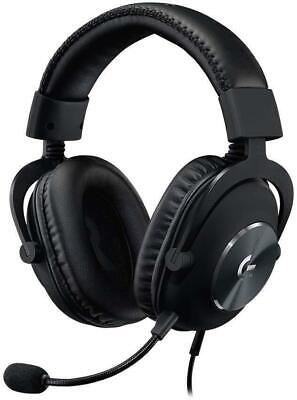 AU188 • Buy Logitech G PRO X Gaming Headset With Blue VO!CE (Free Postage)
