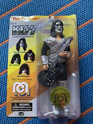 Mego Kiss Ace Frehley Spaceman Alive Solo  Figure Mint LP CD New York Groove • 7.53£