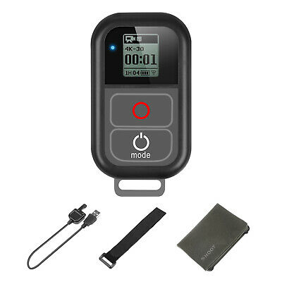 $ CDN42.93 • Buy Reachargable Smart WiFi Remote Control Kit For GoPro Hero 8/7/6/5/Session/4/3+/3