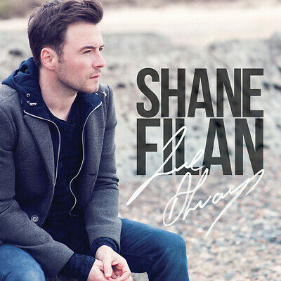 Shane Filan ‎– Love Always [New & Sealed] CD • 4.49£