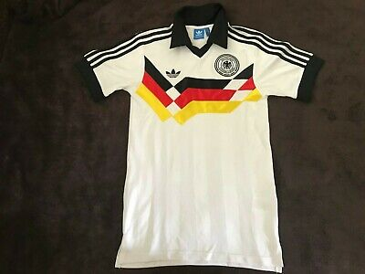 Germany Retro Replicas Football Shirt 1988 1990 ADIDAS XS Hemd • 29.99£