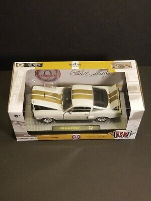 $50 • Buy M2 Machines 1966 Ford Mustang ~ Shelby GT 350H ~ 1:24 Metal Die Cast Car New!