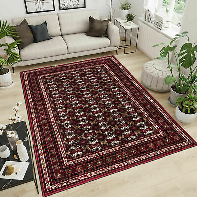 Traditional Thick (Nejrab)  Area Rug & Runner Carpet Living Room Bedroom Hallway • 64.99£