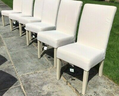 Neptune Long Island Dining Chairs, With Or Without Loose Covers, 4 Available • 160£