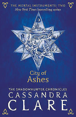 The Mortal Instruments 2: City Of Ashes, Clare, Cassandra, New Book • 5.28£