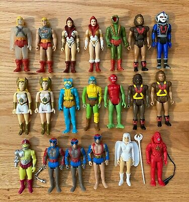 $8.99 • Buy YOU PICK! Super 7 MOTU Reaction Figures Sdcc Powercon  Masters Of The Universe