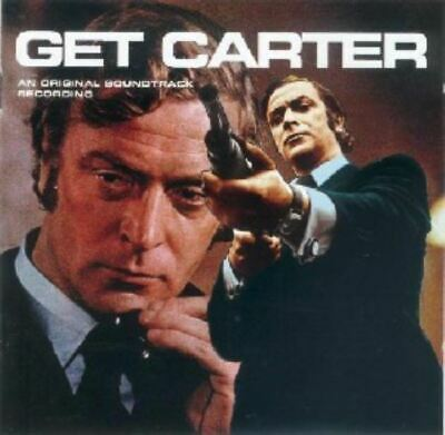 GET CARTER An Original Soundtrack Recording - Roy Budd (CD, Album) Michael Caine • 7.12£