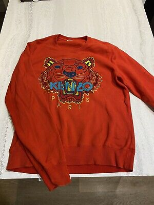 AU180 • Buy KENZO Tiger Sweater - M