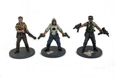 AU600 • Buy Zombicide S1, Expansions, Rare Survivor Cards, Painted, Box Insert, + More LOOK!