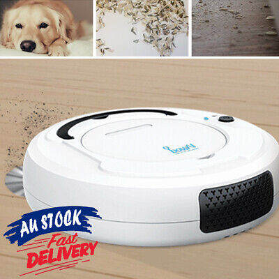 AU69.99 • Buy New Smart Floor Robot   Automatic Laser  Mop Robotic  Vacuum Cleaner