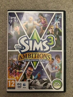 The Sims 3: Ambitions (PC: Mac, 2010) • 3£