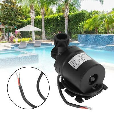 High Quality Electric Submersible Water Fountain Pump 800L/H Pond Garden Tool • 13.74£