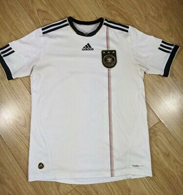 Germany 2010/2012 Home Adidas Football Shirt Trikot Mens M Medium 🇩🇪 • 19.95£