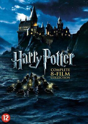 $ CDN60.42 • Buy Dvd - Harry Potter - Complete 8-film Collection - Box Set  (new / Sealed)