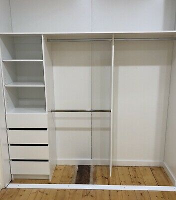 AU269 • Buy Wardrobe Insert Complete Package Assembled