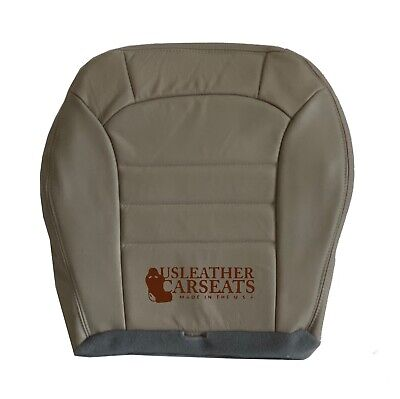 $139.99 • Buy 2002-2004 Jeep Liberty Driver Side Bottom Leather Seat Cover In Light Taupe Tan