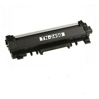 AU47.99 • Buy 4x TN-2450 CHIPPED Toner For Brother MFC-L2713DW MFC-L2730DW MFC-L2750DW L2350DW