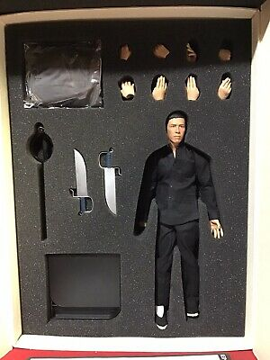 $379.99 • Buy Enterbay Hot Toys Real Masterpiec  Ip Man 3 Donnie Yen Chi Tan 1/6 Figure