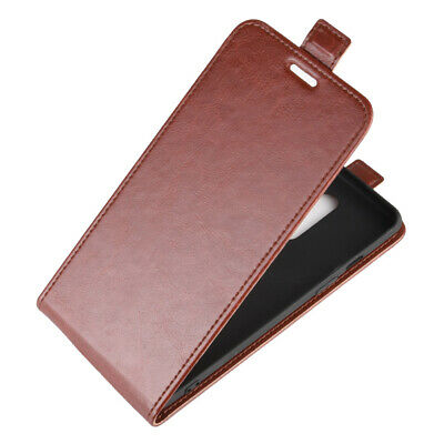 AU9.02 • Buy For OnePlus Nord 8 Pro / 8 / 7T 7 Pro 6T 6 5T 5 UP Down Flip PU Leather Case