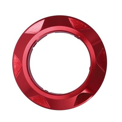 AU15.99 • Buy Motorcycle Ignition Switch Cover Key Switch Protector Ring For Yamaha Tmax  R9P2