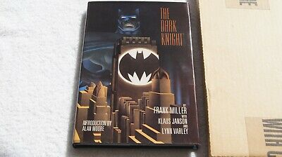 Frank Miller Signed Limited Edition 1986 The Dark Knight Hardcover W/DJ 835/4000 • 380.18£