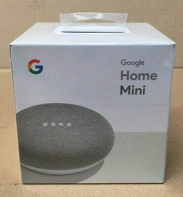AU58 • Buy Google Home Mini Smart Speaker & Home Assistant - Chalk