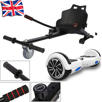Official Hoverkart Go Kart For Kid Segway Swegway Hoverboard Scooter Gift NEW • 25.99£