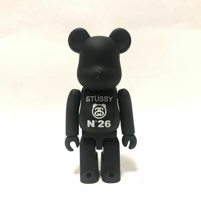 $135 • Buy BE@RBRICK 100% Bearbrick Series 26 Stussy Secret 1/192 Rare From Japan