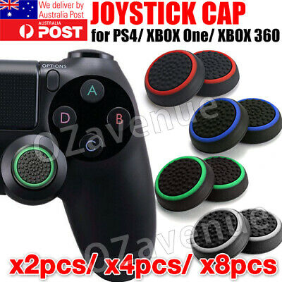 AU4.89 • Buy 2/4/8 Controller Thumb Stick Grip Joystick Cap Cover Analog 360 For PS3 PS4 XBOX