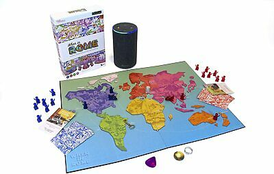 When In Rome Travel Trivia Game - Powered By Alexa On Amazon Echo Family Fun NEW • 4.99£