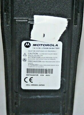 $23.75 • Buy Genuine Motorola Impres Battery NNTN4497CR For Radio XPR6550 XPR6350 XPR6500