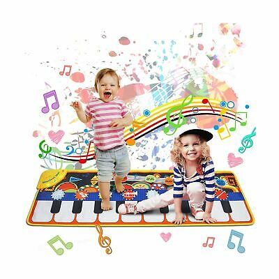 AOLUXLM Toys For 2+ Year Old Toddlers, Piano Mat Gift For Boys Girls Age 1+, ... • 16.71£