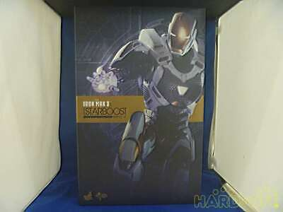 $ CDN352.70 • Buy Hot Toys MMS214 Iron Man Starboost Mk39 Iron-Man 3 1:6 Scale Collectible Figure