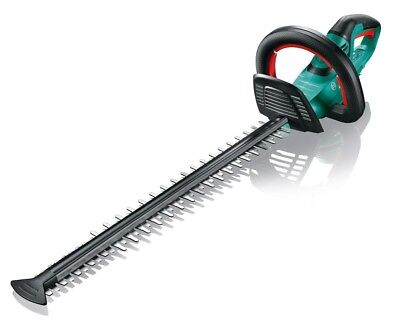Bosch Cordless Hedge Cutter Without Battery Charger 550 Mm Blade Length Mower • 119.33£