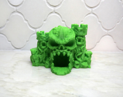 $13.99 • Buy 4  Grayskull Castle From Masters Of The Universe Eternia - FREE SHIPPING!