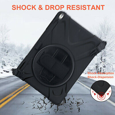 AU75.99 • Buy Tough Shockproof Armour Heavy Duty Stand Case For IPad Air 3rd Gen 2019 10.5inch