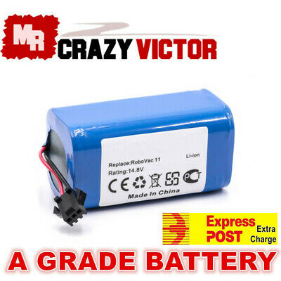 AU59.95 • Buy Replacement 14.8V Battery For Eufy Ecovacs Deebot N79 N79S DN622 Robot Vacuum