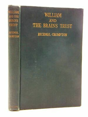 WILLIAM AND THE BRAINS TRUST - Crompton, Richmal. Illus. By Henry, Thomas • 28.70£