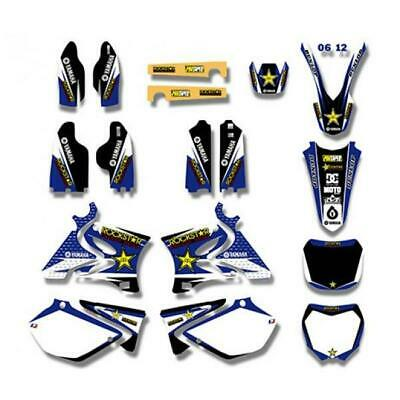 AU99 • Buy Yamaha Yz125 Yz250 2002-2012 Graphics Decals Sticker Kit