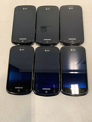 $ CDN198.15 • Buy Lot Of Six Samsung ATIV S Neo- 16GB ( AT&T Windows Phone ) All In Good Condition