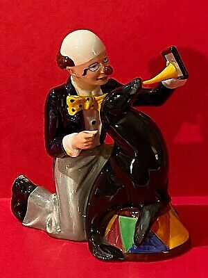 Royal Doulton Partners Clown Figurine 1989 HN3119 • 95.45£