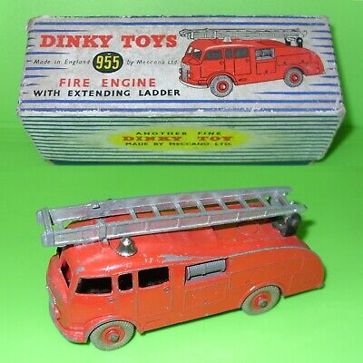 £34.99 • Buy Dinky / 955 - 555 Commer Fire Engine / Boxed