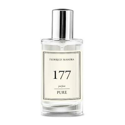 FM 177 Pure Collection Federico Mahora Perfume For Women 50ml UK • 14.99£