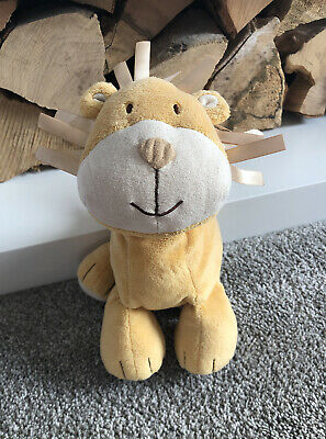 £7.99 • Buy Mothercare Lion Soft Toy Comforter 7  Taggie Beanie ❤️